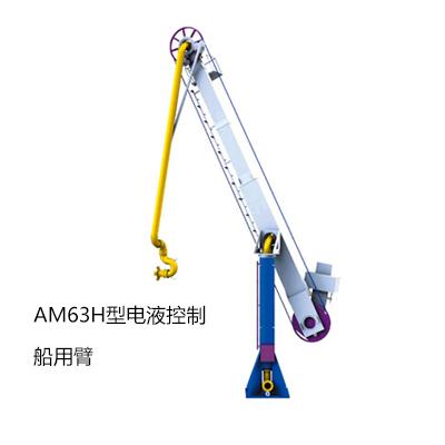 AM63H型电液控制船用臂